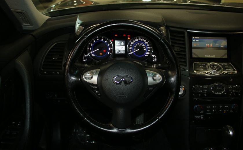 2012 Infiniti FX35 Premium AWD AUTO A/C CUIR TOIT MAGS #15