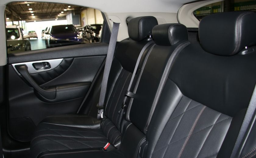 2012 Infiniti FX35 Premium AWD AUTO A/C CUIR TOIT MAGS #23