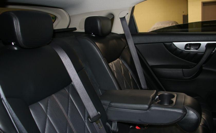2012 Infiniti FX35 Premium AWD AUTO A/C CUIR TOIT MAGS #25
