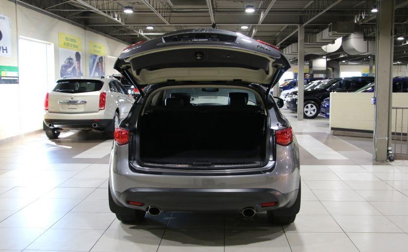 2012 Infiniti FX35 Premium AWD AUTO A/C CUIR TOIT MAGS #31