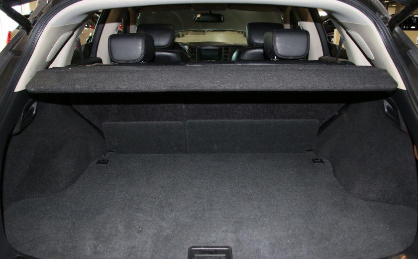 2012 Infiniti FX35 Premium AWD AUTO A/C CUIR TOIT MAGS #32