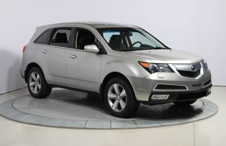 2012 Acura MDX AWD CUIR TOIT CAMERA RECUL in Sept-Îles