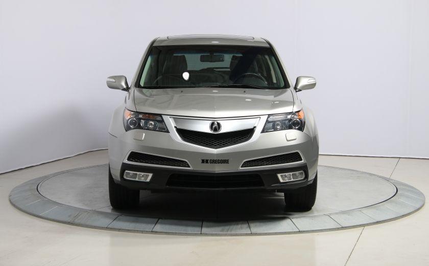 2012 Acura MDX AWD CUIR TOIT CAMERA RECUL #1