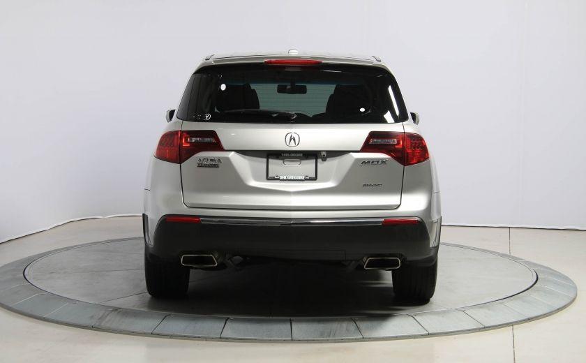 2012 Acura MDX AWD CUIR TOIT CAMERA RECUL #2