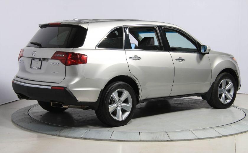 2012 Acura MDX AWD CUIR TOIT CAMERA RECUL #3