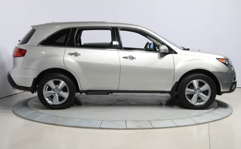 2012 Acura MDX AWD CUIR TOIT CAMERA RECUL #4