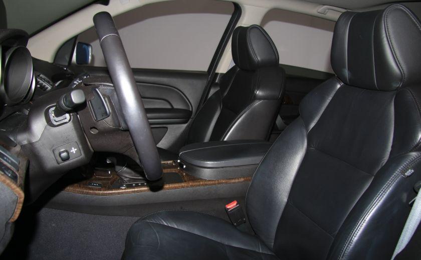 2012 Acura MDX AWD CUIR TOIT CAMERA RECUL #6