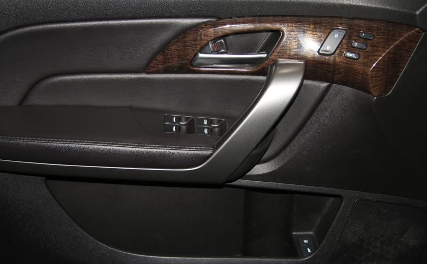 2012 Acura MDX AWD CUIR TOIT CAMERA RECUL #7