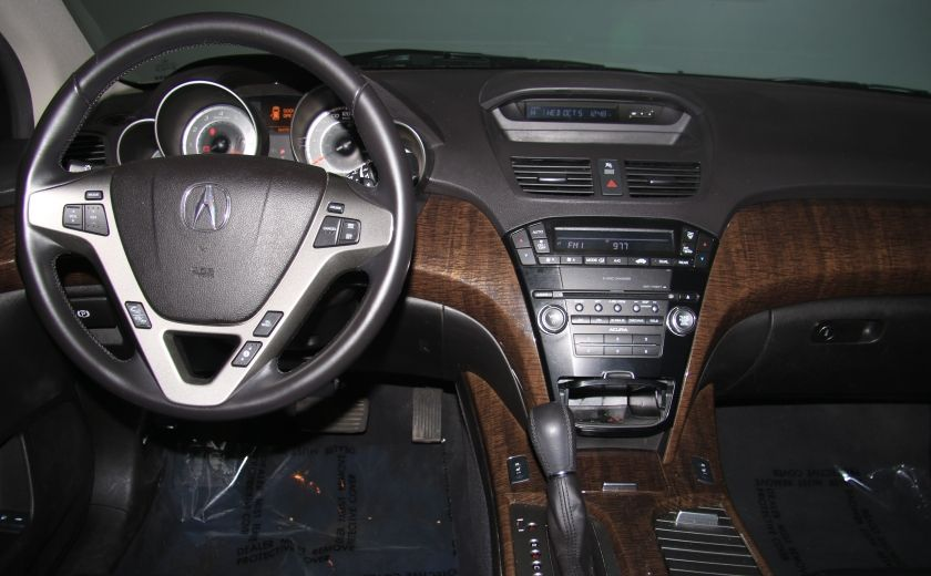 2012 Acura MDX AWD CUIR TOIT CAMERA RECUL #11