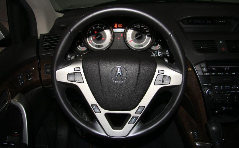 2012 Acura MDX AWD CUIR TOIT CAMERA RECUL #12