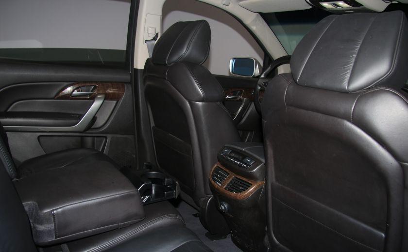2012 Acura MDX AWD CUIR TOIT CAMERA RECUL #24