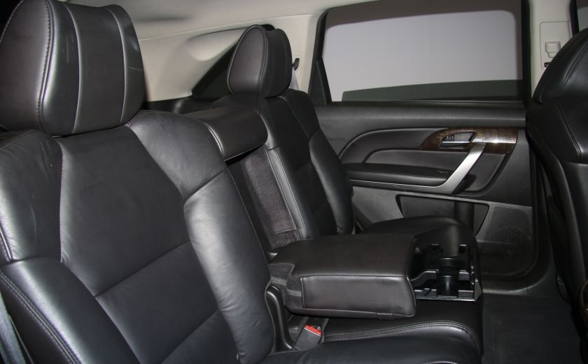 2012 Acura MDX AWD CUIR TOIT CAMERA RECUL #25