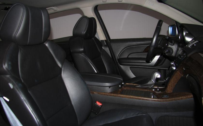 2012 Acura MDX AWD CUIR TOIT CAMERA RECUL #28