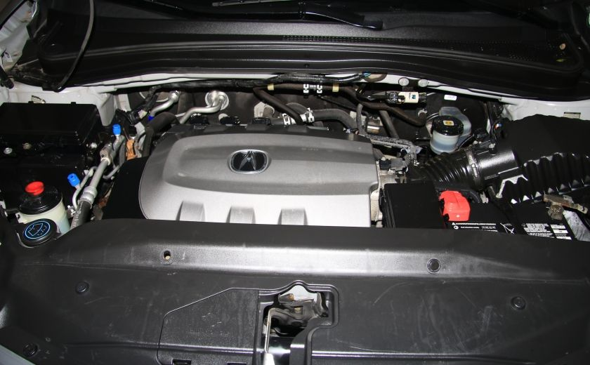 2012 Acura MDX AWD CUIR TOIT CAMERA RECUL #29