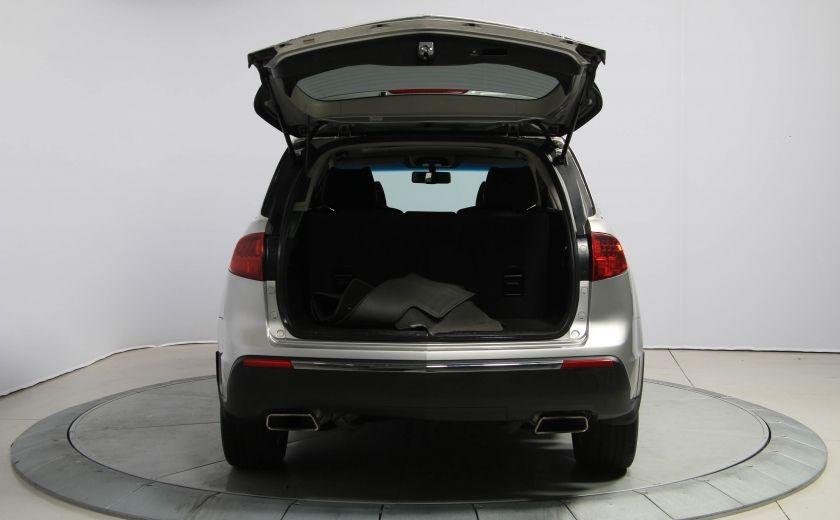 2012 Acura MDX AWD CUIR TOIT CAMERA RECUL #31