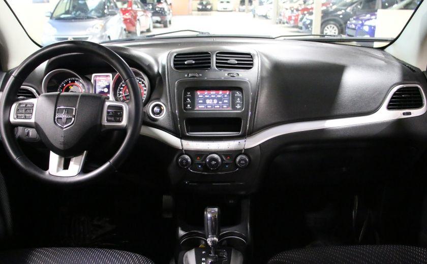 2014 Dodge Journey SXT V6 7 PASSAGERS #11