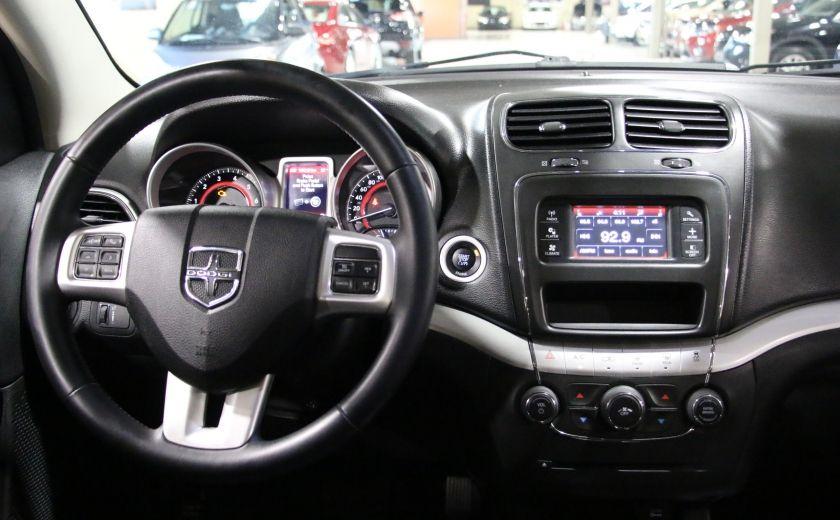 2014 Dodge Journey SXT V6 7 PASSAGERS #12