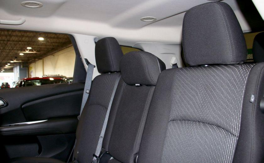 2014 Dodge Journey SXT V6 7 PASSAGERS #19