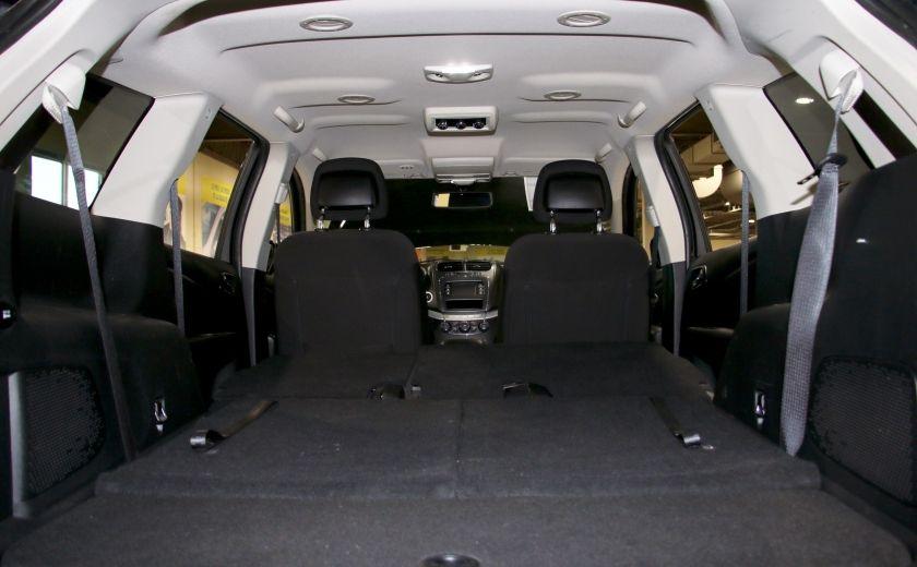 2014 Dodge Journey SXT V6 7 PASSAGERS #34