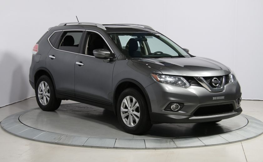 2015 Nissan Rogue SV AUTOMATIQUE A/C  MAGS BLUETHOOT TOIT #0