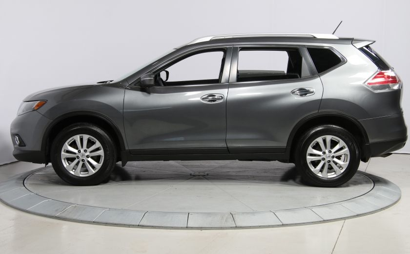 2015 Nissan Rogue SV AUTOMATIQUE A/C  MAGS BLUETHOOT TOIT #3