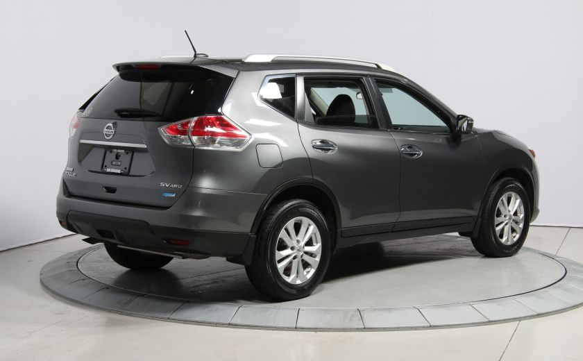 2015 Nissan Rogue SV AUTOMATIQUE A/C  MAGS BLUETHOOT TOIT #6