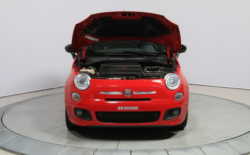 2012 Fiat 500 Sport A/C TOIT MAGS BLUETOOTH #25