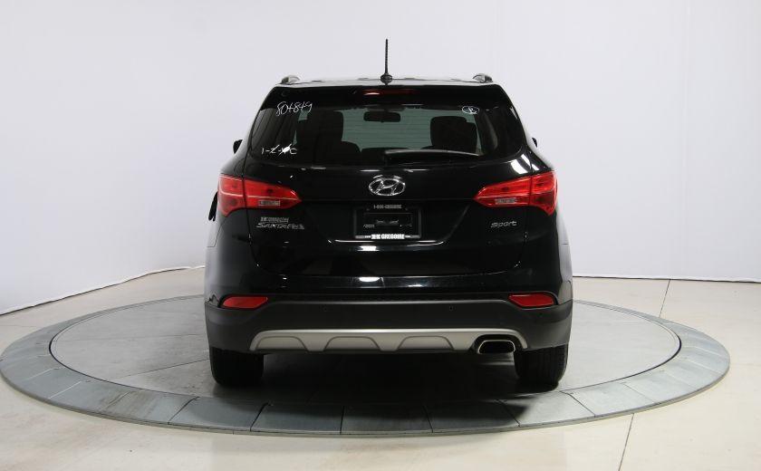 2013 Hyundai Santa Fe Premium AUTOMATIQUE A/C MAGS BLUETHOOT #5
