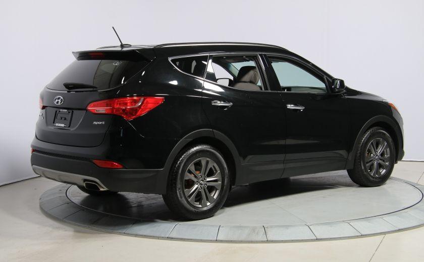 2013 Hyundai Santa Fe Premium AUTOMATIQUE A/C MAGS BLUETHOOT #6