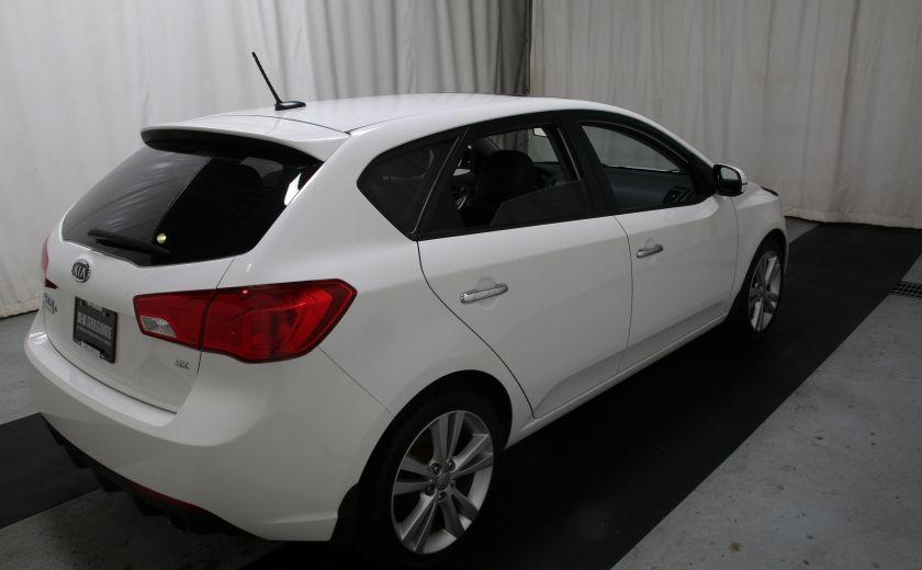 2012 Kia Forte SX #5