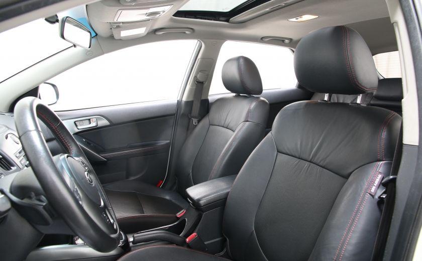 2012 Kia Forte SX #10