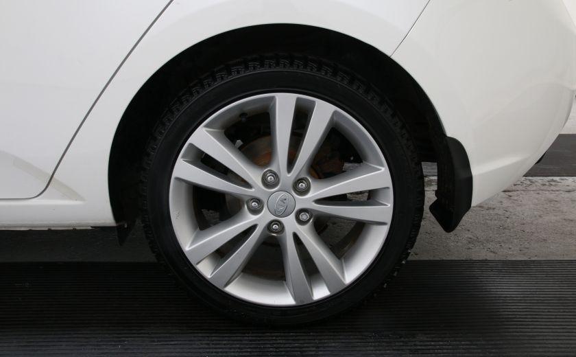 2012 Kia Forte SX #26