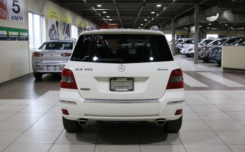 2010 Mercedes Benz GLK350 AWD AUTO A/C CUIR TOIT MAGS #5