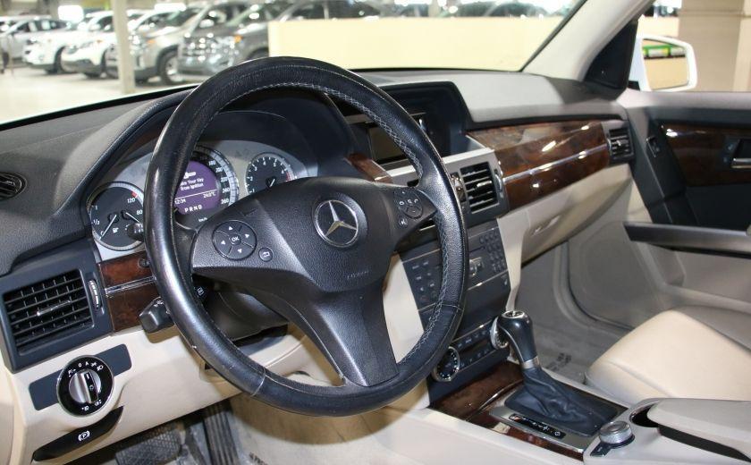 2010 Mercedes Benz GLK350 AWD AUTO A/C CUIR TOIT MAGS #8