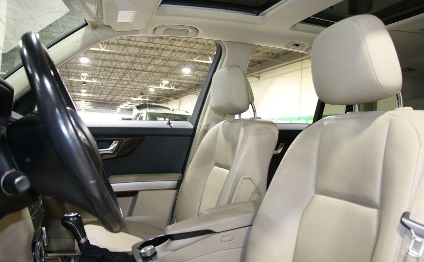 2010 Mercedes Benz GLK350 AWD AUTO A/C CUIR TOIT MAGS #9