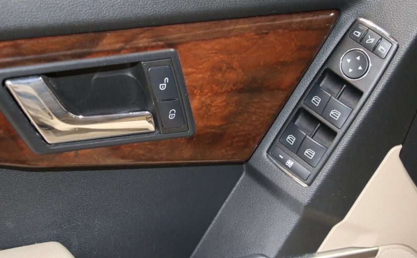 2010 Mercedes Benz GLK350 AWD AUTO A/C CUIR TOIT MAGS #10