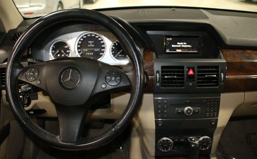 2010 Mercedes Benz GLK350 AWD AUTO A/C CUIR TOIT MAGS #14