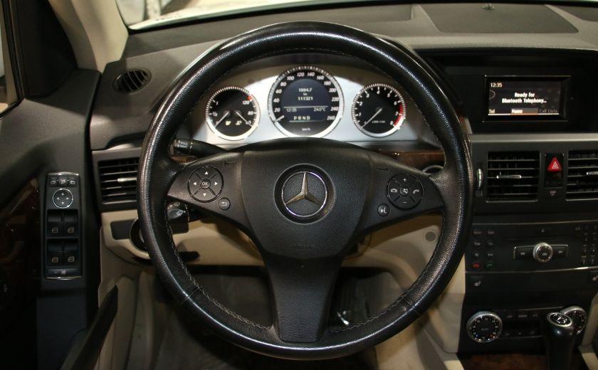 2010 Mercedes Benz GLK350 AWD AUTO A/C CUIR TOIT MAGS #15