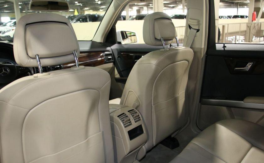 2010 Mercedes Benz GLK350 AWD AUTO A/C CUIR TOIT MAGS #20