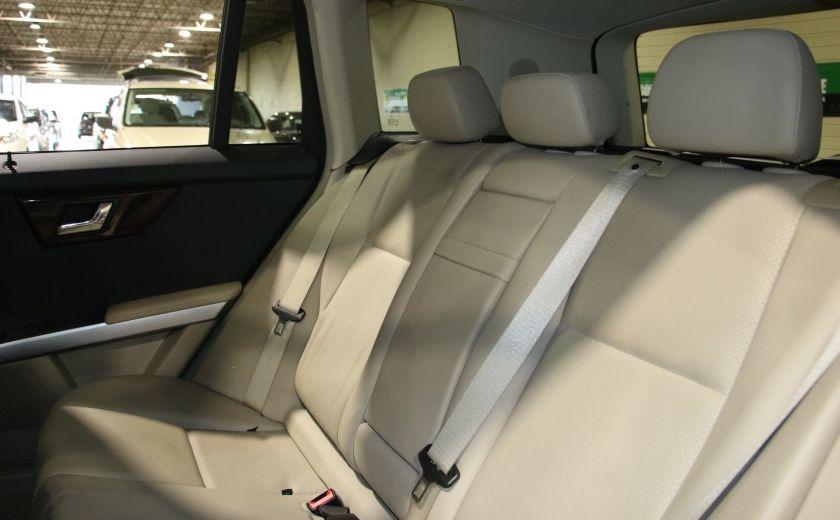 2010 Mercedes Benz GLK350 AWD AUTO A/C CUIR TOIT MAGS #21