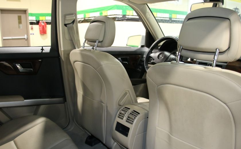 2010 Mercedes Benz GLK350 AWD AUTO A/C CUIR TOIT MAGS #22