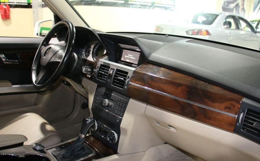 2010 Mercedes Benz GLK350 AWD AUTO A/C CUIR TOIT MAGS #23