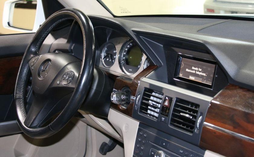 2010 Mercedes Benz GLK350 AWD AUTO A/C CUIR TOIT MAGS #24