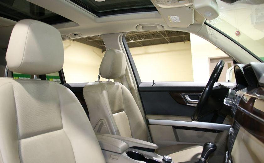 2010 Mercedes Benz GLK350 AWD AUTO A/C CUIR TOIT MAGS #25