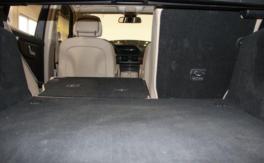 2010 Mercedes Benz GLK350 AWD AUTO A/C CUIR TOIT MAGS #30