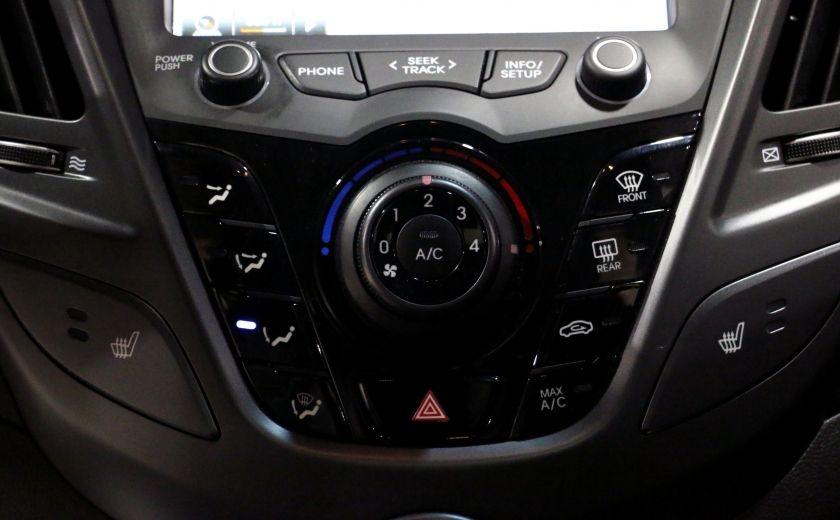 2014 Hyundai Veloster Turbo w/Matte Grey A/C MAGS BLUETHOOT CUIR TOIT #17