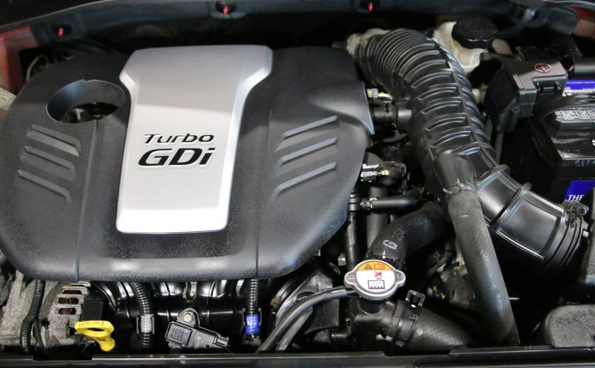 2014 Hyundai Veloster Turbo w/Matte Grey A/C MAGS BLUETHOOT CUIR TOIT #27