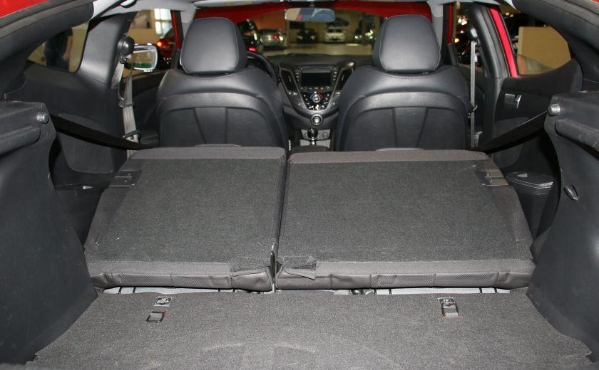 2014 Hyundai Veloster Turbo w/Matte Grey A/C MAGS BLUETHOOT CUIR TOIT #32