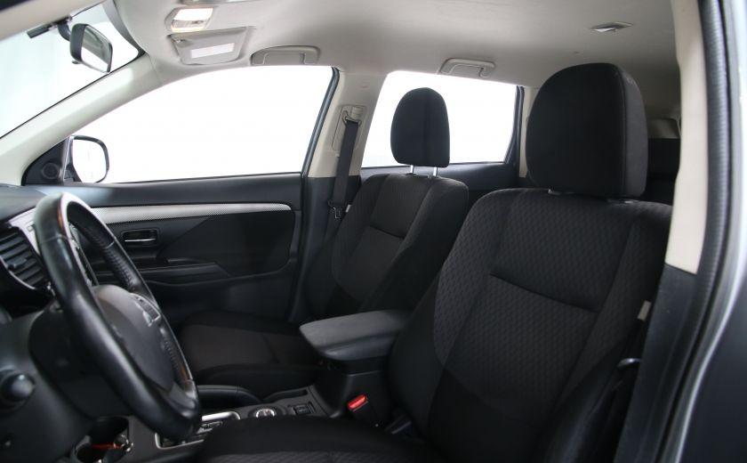 2014 Mitsubishi Outlander ES #7