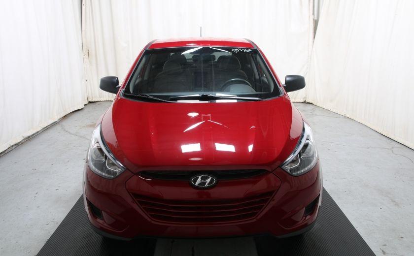 2014 Hyundai Tucson GL #1
